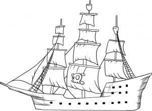 Játékos tanulás és kreativitás: Kalandra fel! - avagy kalózok lettünk