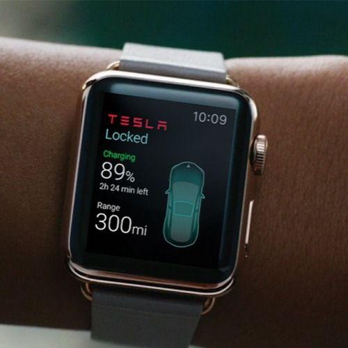 Tesla iWatch