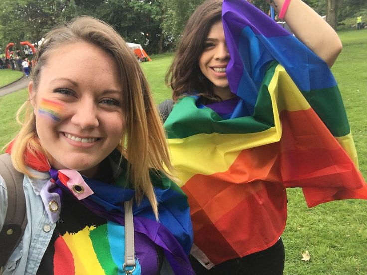 "Because it's more than just a parade: ""What I learned at Dublin's Pride Parade 2016."""