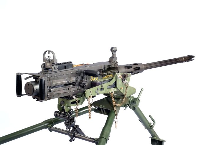 M3D Heavy Machine Gun - 50BMG.... For the zombies that just won't quit!!!