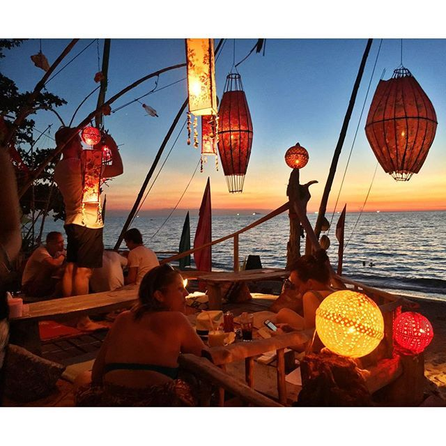 Thailand // Koh Lanta // Cloud 9 beach bar & restaurant
