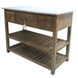 12 best images about projet madame l. on pinterest   zinc table ... - Meuble De Salle De Bain Avec Meuble De Cuisine