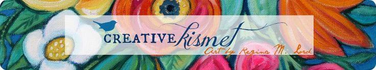 Patchwork Pincushion Tutorial ~ Regina Lord of Creative Kismet