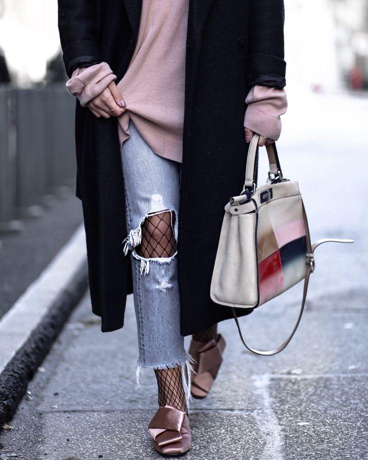 Fendi peekaboo bag ❤ look up on www.aylinkoenig.com