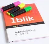 Schoolagenda Je huiswerk opschrijven in je agenda, is dat plannen? Hoe leer je nu eigenlijk echt plannen?