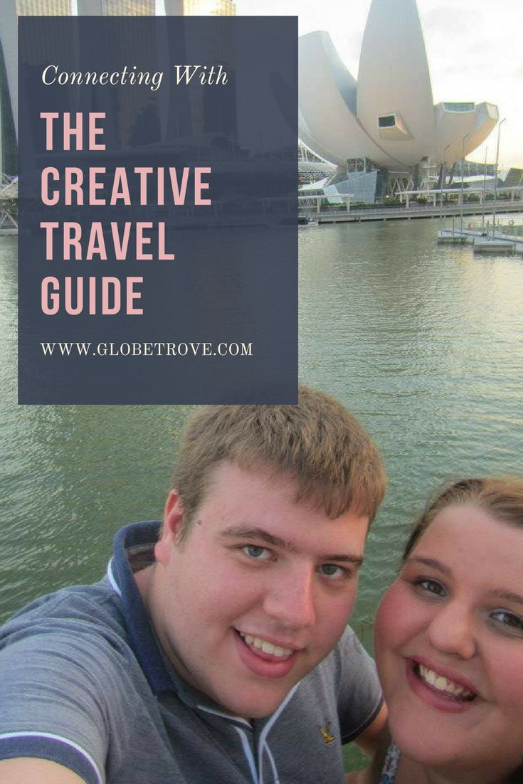 Planning a travel itinerary is never easy. Today we connect with Katie from the Creative Travel Guide to discuss her views on the topic.
