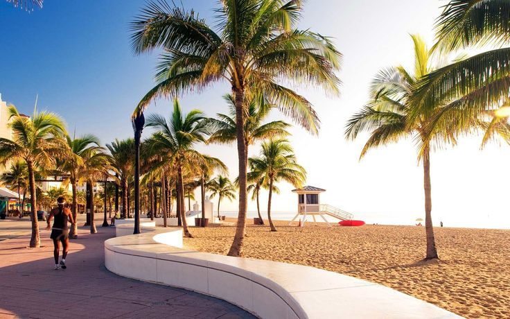 Where to Go: Fort Lauderdale, Florida.