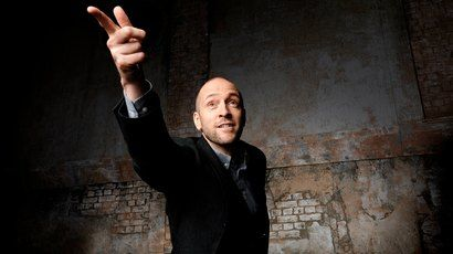 Derren Brown on happiness, his guilty pleasures and Infamous