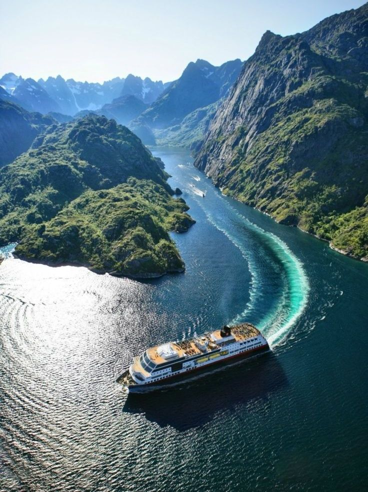 The Trollfjord - Norway