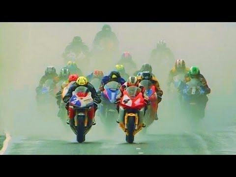 """'IRISH ROAD RACING and the 'SOUTHERN 100' 'Isle of Man'. Music / Song By: Within Temptation - """"Radioactive"""" a cover version of the Image Dragons - Radioactive."""