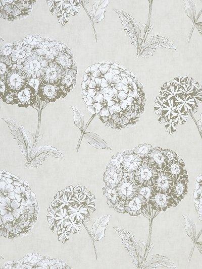Prestigious chardonnay textiles Sicily wallpaper, John Lewis, £38.00