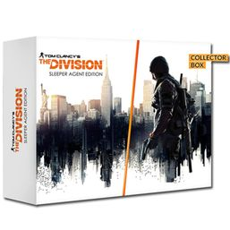 Tom Clancy's The Division Sleeper Agent Edition  Xbox One Cover Art