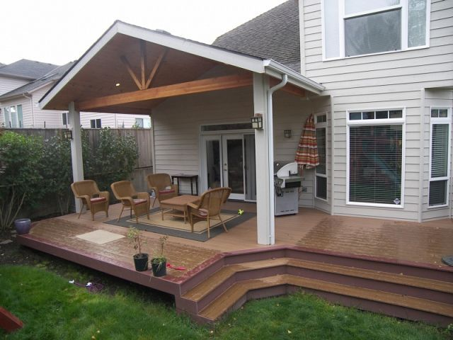 48 Best Images About Patio Covers On Pinterest Screened
