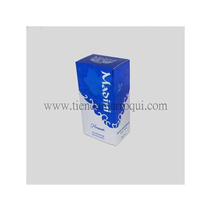 Perfume Madini Ⓜ para hombre. Perfumes árabes