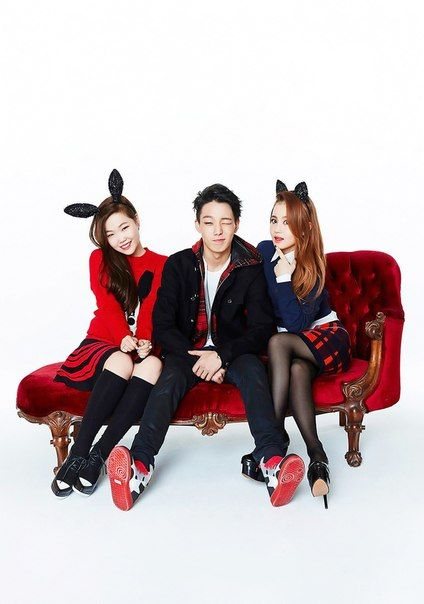 cool Hi Suhyun (Feat. BOBBY) - 나는 달라 (I'm Different)