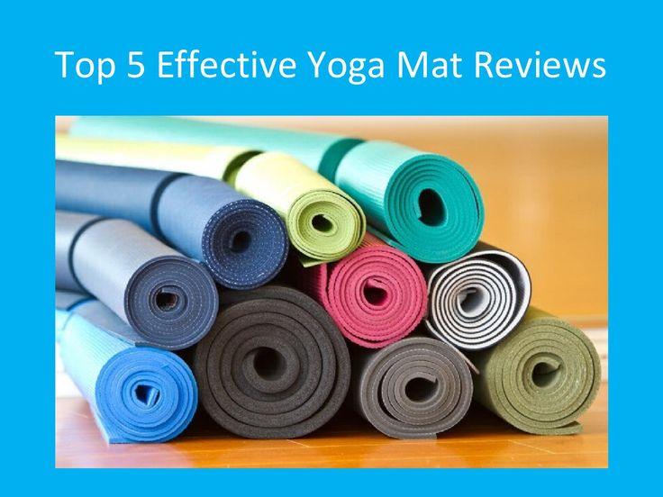 Top 5 effective #yoga #mat reviews