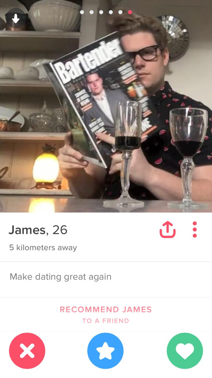 Best tagline for dating profile