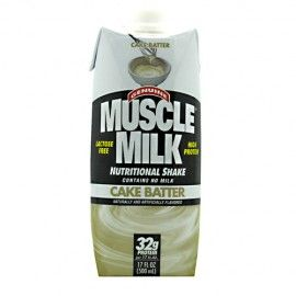 Cyto Sport Muscle Milk Review