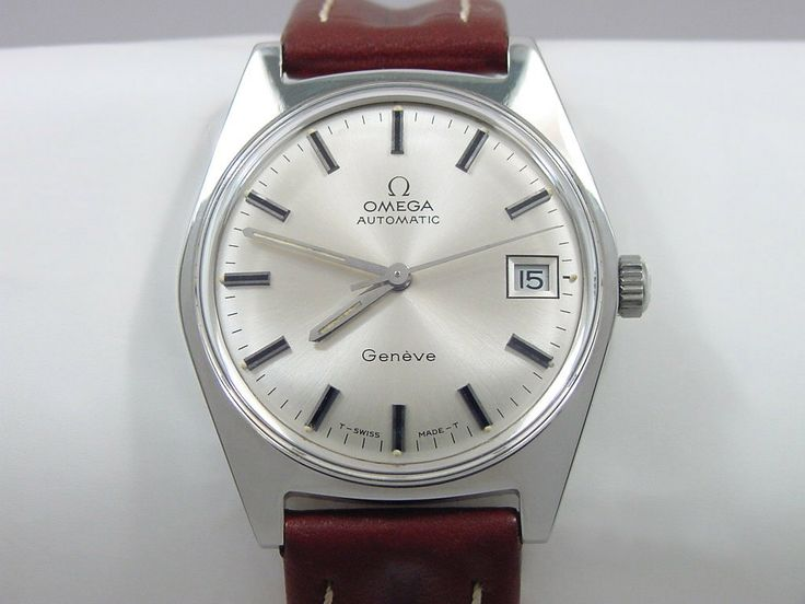 1971 OMEGA GENEVE AUTOMATIC MENS WATCH