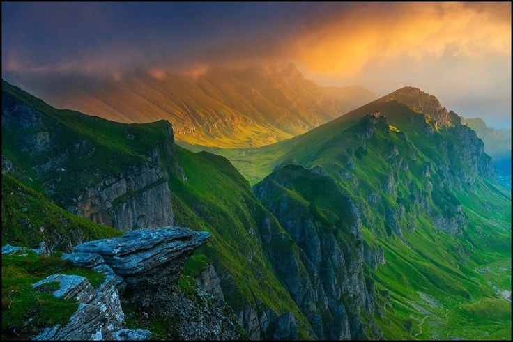 Bucegi Mountains - Romania