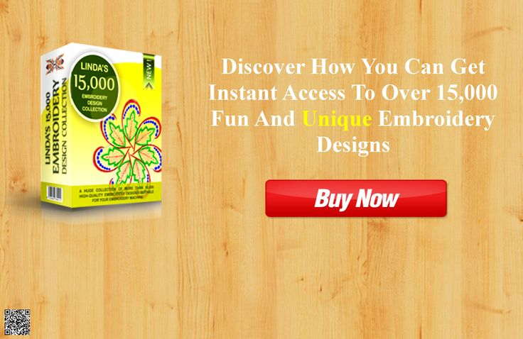 Discover How You Can Get Instant Access To Over 15,000 Fun And Unique Embroidery Designs http://306b28vgzkct2u68rhiv2ao5b4.hop.clickbank.net/?tid=ATKNP1023