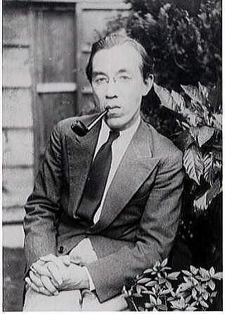 西脇順三郎, Junzaburo Nishiwaki,  poet and literary critic