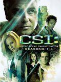 CSI: Crime Scene Investigation - Seasons 1-4 [DVD], 59183037000