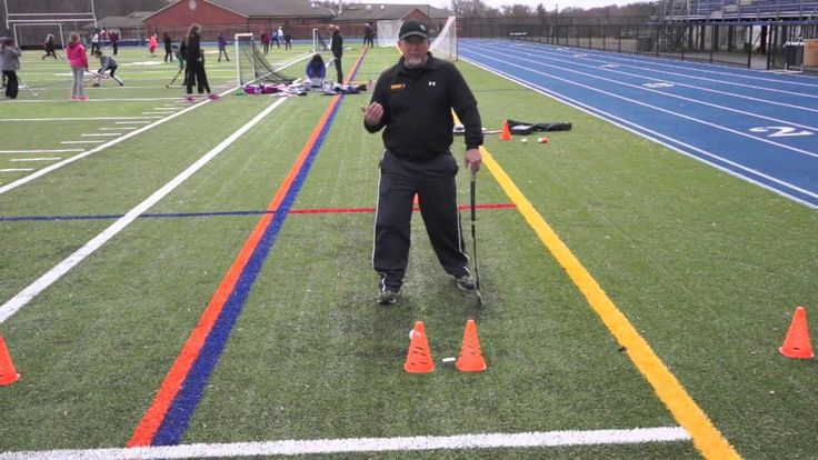 Field Hockey Drills: Pullbacks                                                                                                                                                     More