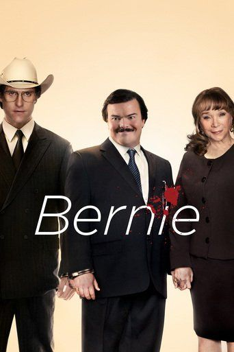 Bernie (2012) | http://www.getgrandmovies.top/movies/20241-bernie | In this true story in the tiny, rural town of Carthage, TX, assistant funeral director Bernie Tiede was one of the town's most beloved residents. Everyone loved and appreciated Bernie, and it came as no surprise when he befriended Marjorie Nugent, an affluent widow who was as well known for her sour attitude as her fortune. Until that day news came that Marjorie Nugent had been dead for some time, and Bernie Tiede was being…