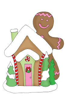 Free Dearie Dolls Digi Stamps: Gingerbread