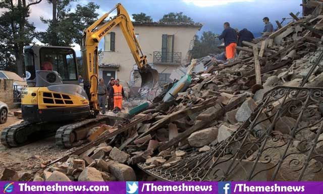 Rome: Italy is once again targeted by the nature this time an earthquake of 6.2 magnitude hits this city and in result of this natural disaster 247 people are killed according to the Latest news while many dead or alive people are buried under trash of Buildings.