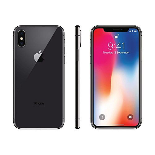 Apple Iphone X 256gb Space Gray For At T Renewed In 2020