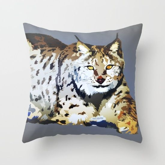 Throw Pillow made from 100% spun polyester poplin fabric, a stylish statement that will liven up any room. Individually cut and sewn by hand, each pillow…
