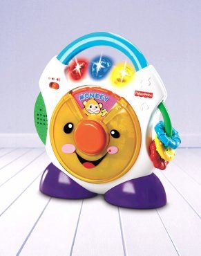 Fisher-Price Laugh & Learn CD Player