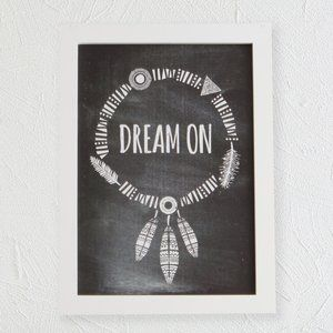 Dream On Wall Art