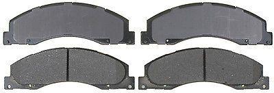 Disc Brake Pad-service Grade Metallic Front Fits 08-17 Ford E-350 Super Duty #car #truck #parts #brakes #brake #pads #shoes #sgd1328m