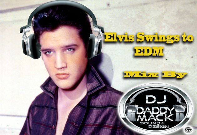 Elvis how a mix of his hits would sound today: