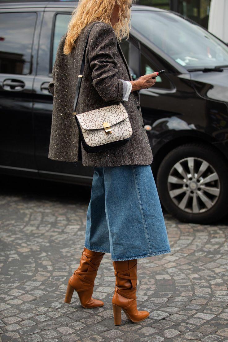 Quelles sont les tendances vues dans les rues de Paris ?