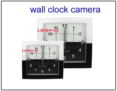 Latest Spy Camera in Himachal Pradesh Buy online Latest Spy camera in Wall clock. this Camera is designed to record the video for secret operation. No one never find out this Wall clock inside a spy camera. This Wall clock 4GB Memory in Build No external wire need. battery is so good and fast recharge compare normal battery. For more details call me 09999994242