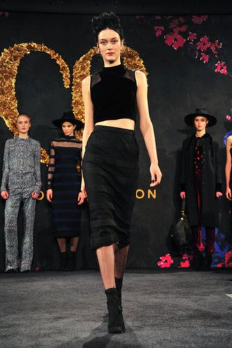 Charlotte Ronson Fall 2014 is EVERYTHING.