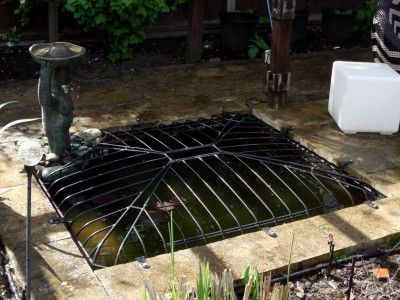 25 Best Ideas About Pond Covers On Pinterest Fish Pond Gardens Ponds And Koi Ponds