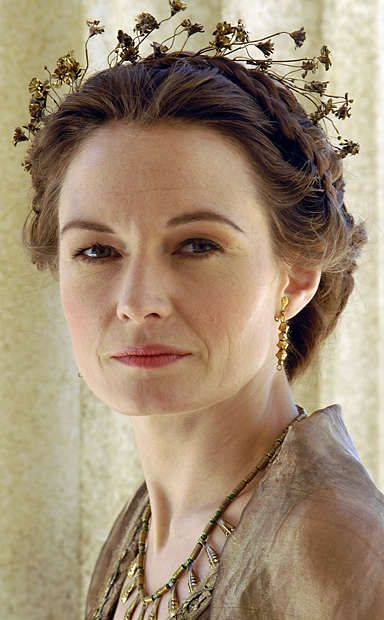 Catherine McCormack  as Poppaea