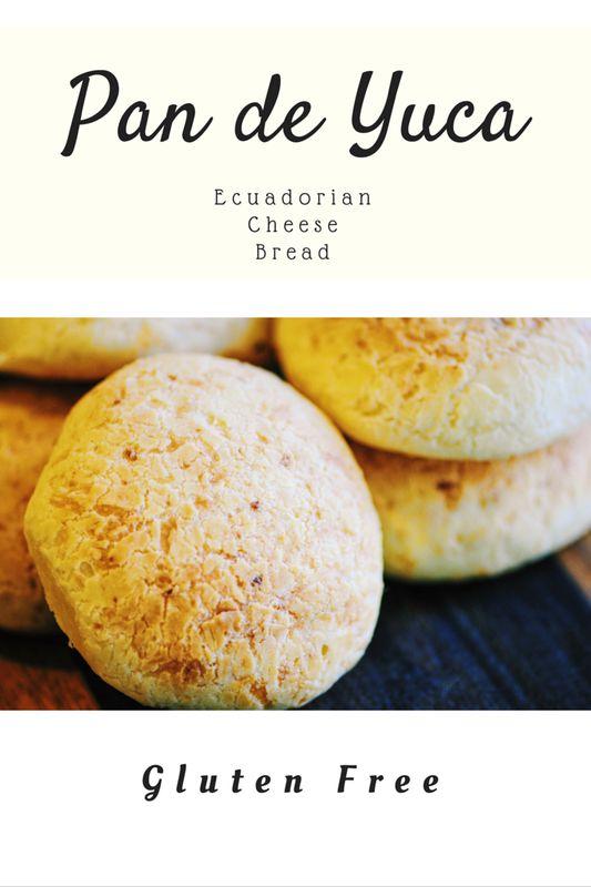 Best 25 ecuadorian recipes ideas on pinterest ecuadorian pan de yuca gluten free ecuadorian cheese bread forumfinder Choice Image