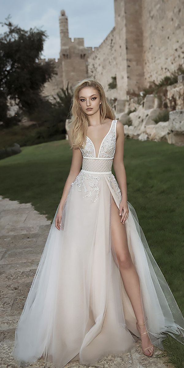 "30 Dany Mizrachi Wedding Dresses – ""Jerusalem"" Collection 2018"