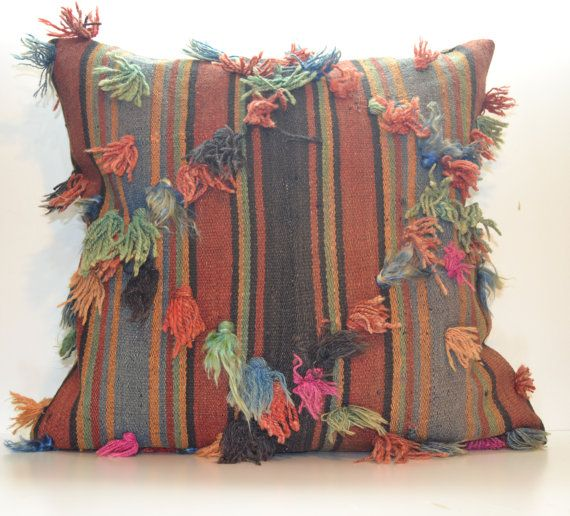 Hey, I found this really awesome Etsy listing at https://www.etsy.com/listing/178263540/cushion-cover-kilim-pillow-sham