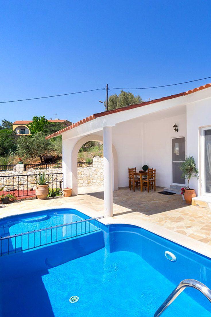 Villa Levanda Zea In Exopolis Chania Crete Greece Vacation Thehotelgr New Family Villas And Hotels 2018 Pinterest