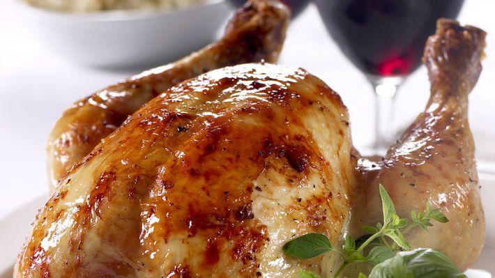MatPrat - Kylling med 40 hvitløk