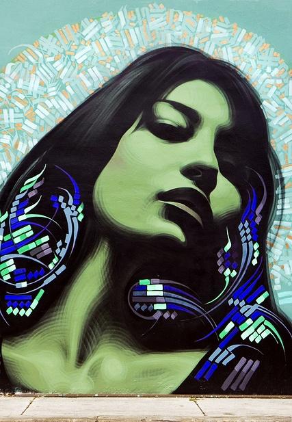 El Mac #street art # grafitti ♥≻★≺♥