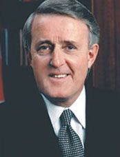 Brian Mulroney, An Anosmic, Prime Minister of Canada