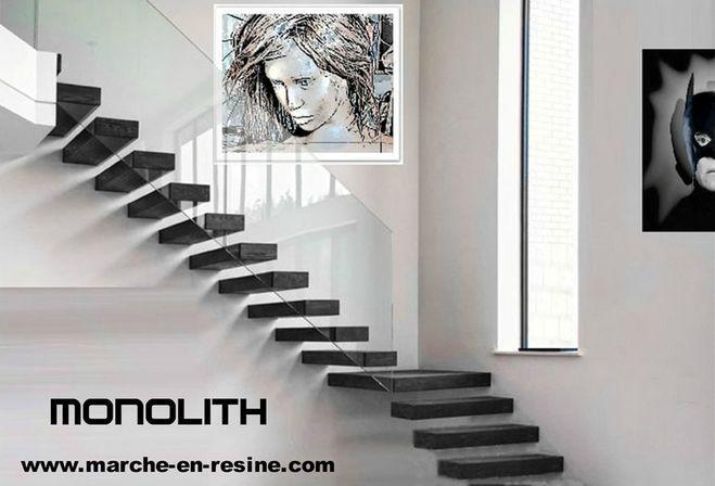 22 best images about kit acier pour escalier suspendu on. Black Bedroom Furniture Sets. Home Design Ideas